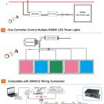 Led Panel Wiring Diagram | Schematic Diagram   Ceiling Light Wiring Diagram