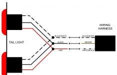 Led Tail Light Wiring Diagram   Wiring Diagrams Thumbs   Tail Light Wiring Diagram