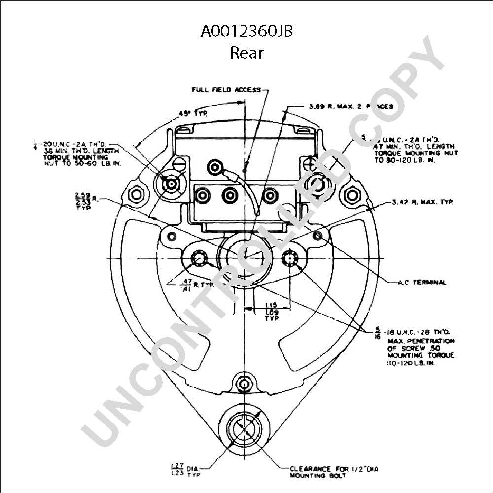 Leece Neville Pad Mount Alternator Wiring Diagram | Wiring Diagram - Leece Neville Alternator Wiring Diagram