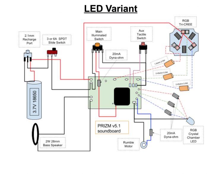 Nano Biscotte V4 Wiring Diagram