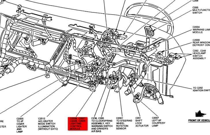 Brake Light Turn Signal Wiring Diagram