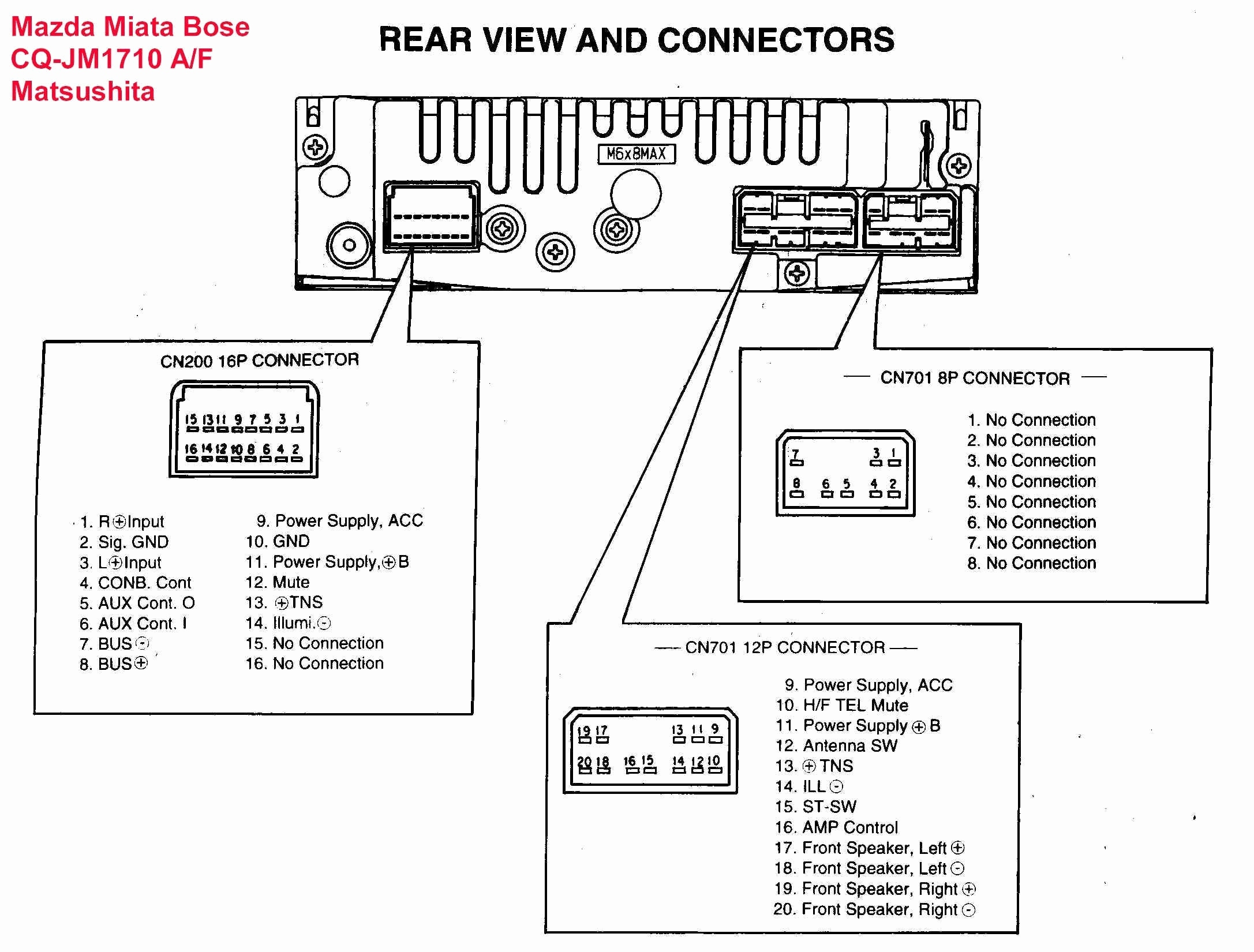 Line Output Converter Wiring Diagram | Best Wiring Library - Pac Sni 35 Wiring Diagram