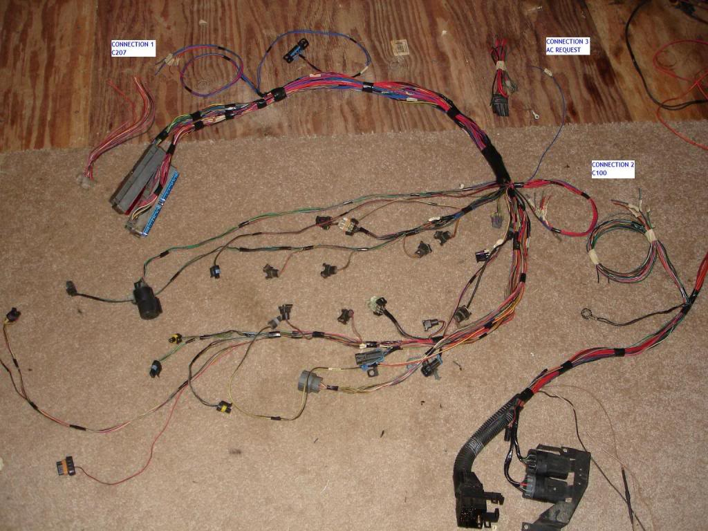 Ls7 Wiring Harness Ecu Pin | Wiring Library - Ls Wiring Harness Diagram