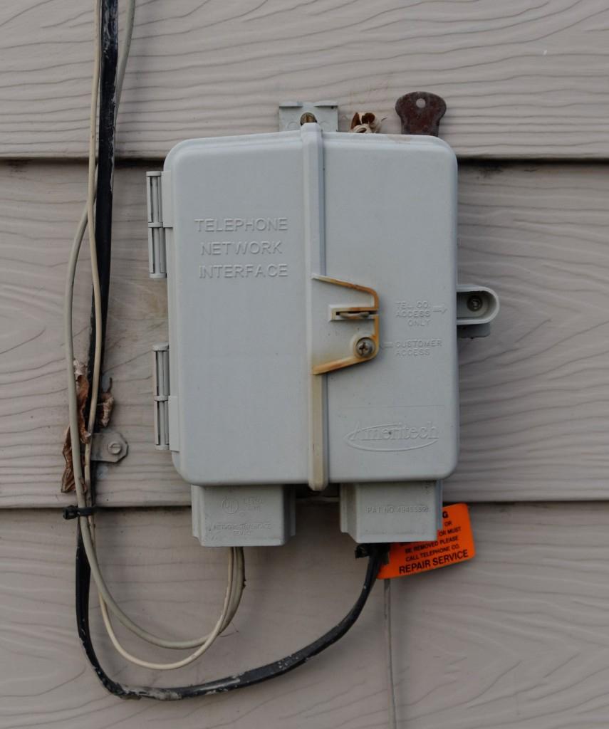 Main Telephone Network Interface Wiring   Wiring Diagram - Telephone Network Interface Wiring Diagram