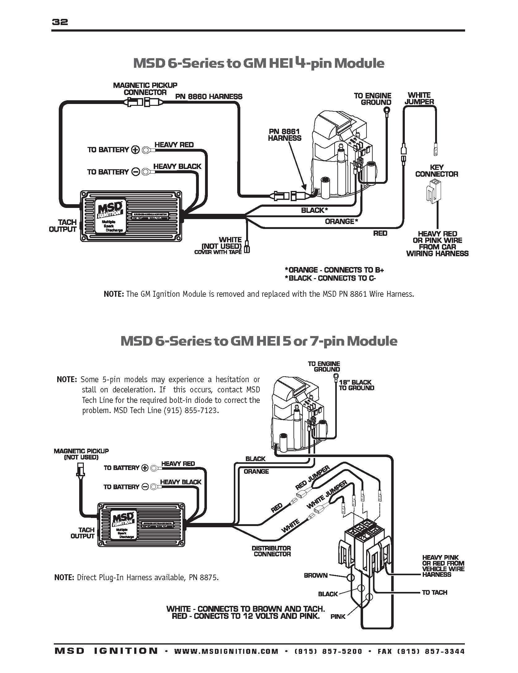 Mallory Electronic Distributor Wiring Diagram Simple Limited Mallory - Hei Distributor Wiring Diagram