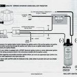 Mallory Magnetic Breakerless Wiring Diagram - Data Wiring Diagram Today - Distributor Wiring Diagram