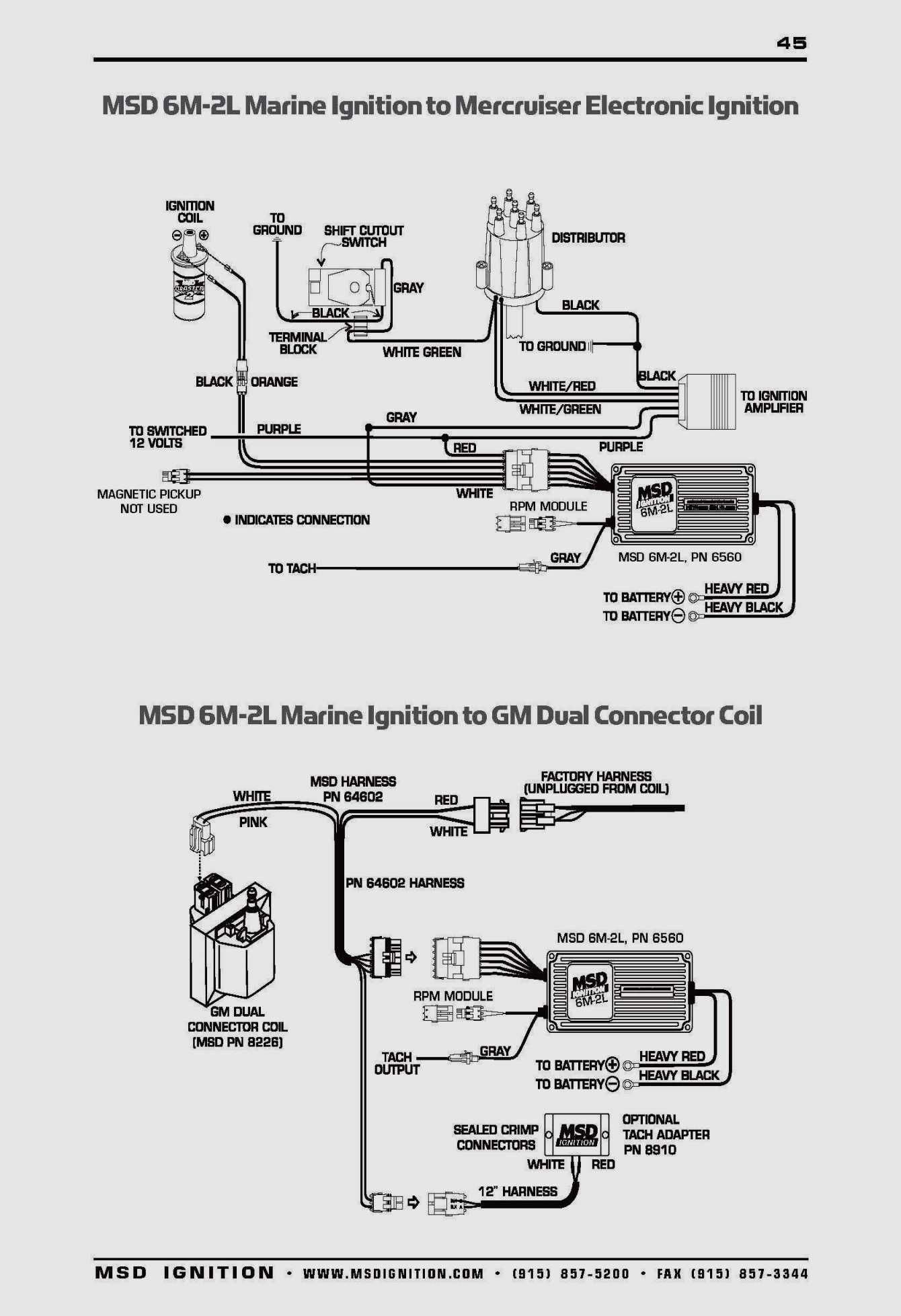 Mallory Promaster Wiring Diagram - Wiring Diagram Data - Distributor Wiring Diagram