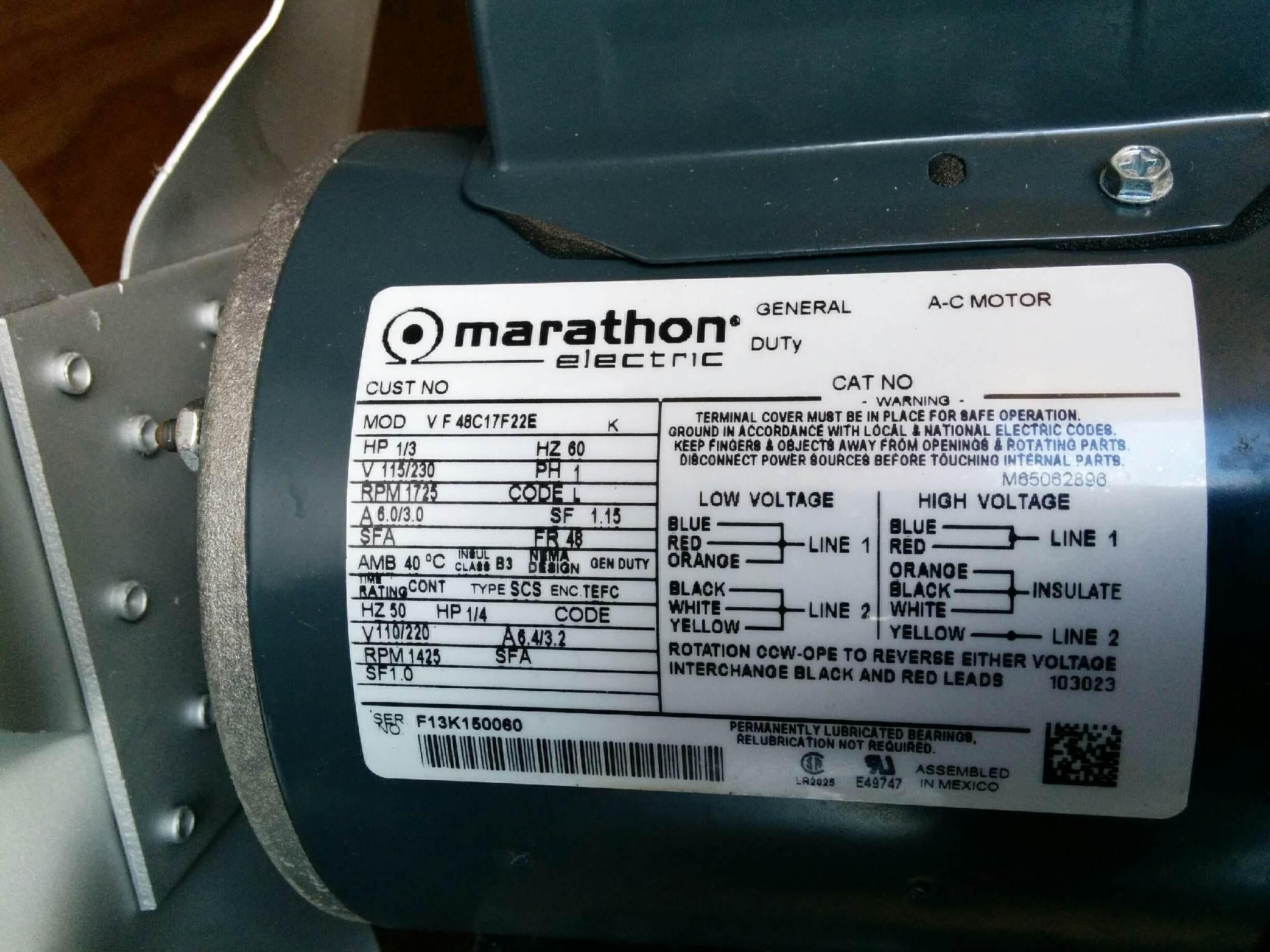 Marathon Generators Wire Diagram | Wiring Library - Marathon Electric Motor Wiring Diagram