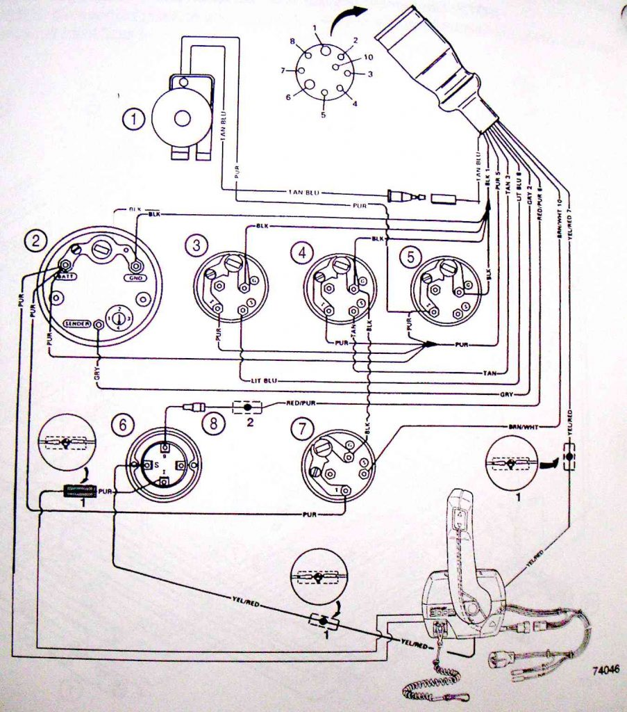 Outstanding Mercruiser Ignition Wiring Diagram Wirings Diagram Wiring Cloud Hisonuggs Outletorg