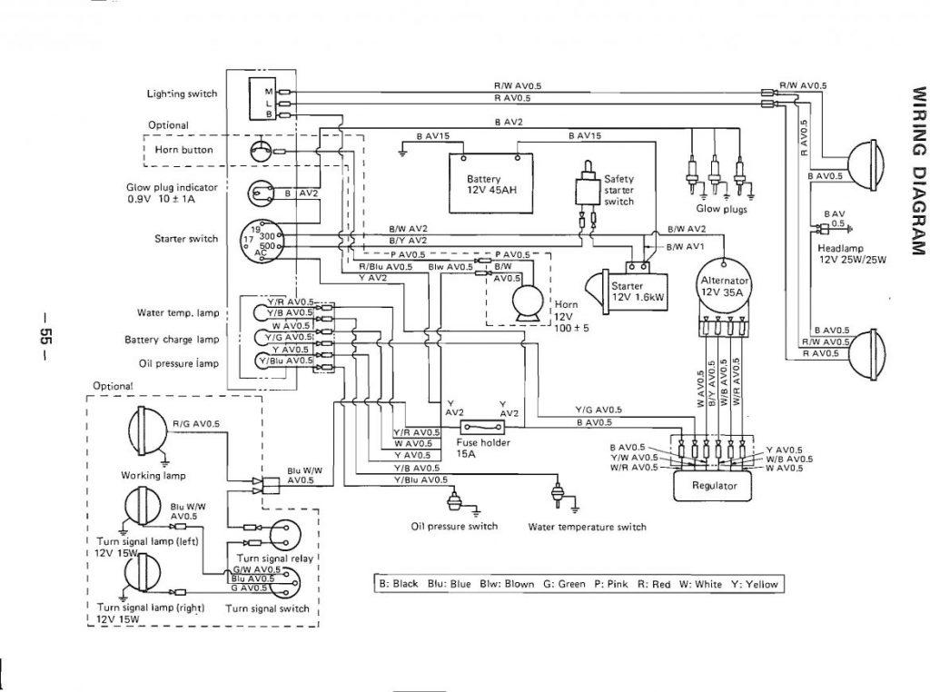 massey ferguson schematics