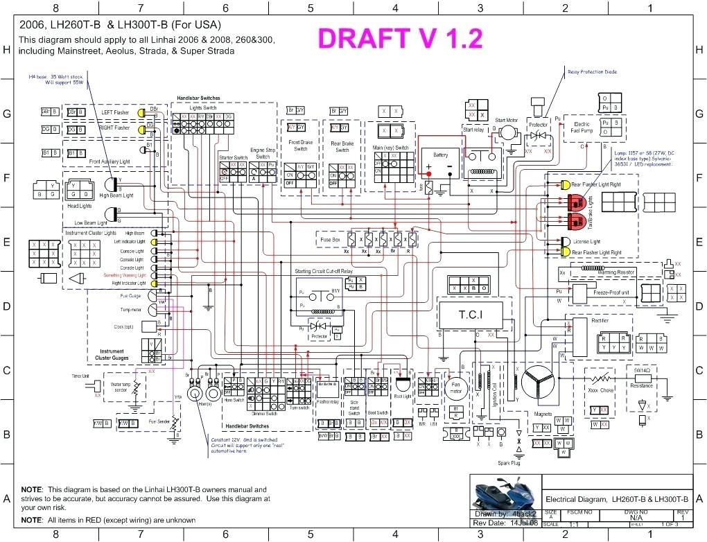 Massimo Wiring Diagram | Wiring Library - 150Cc Scooter Wiring Diagram