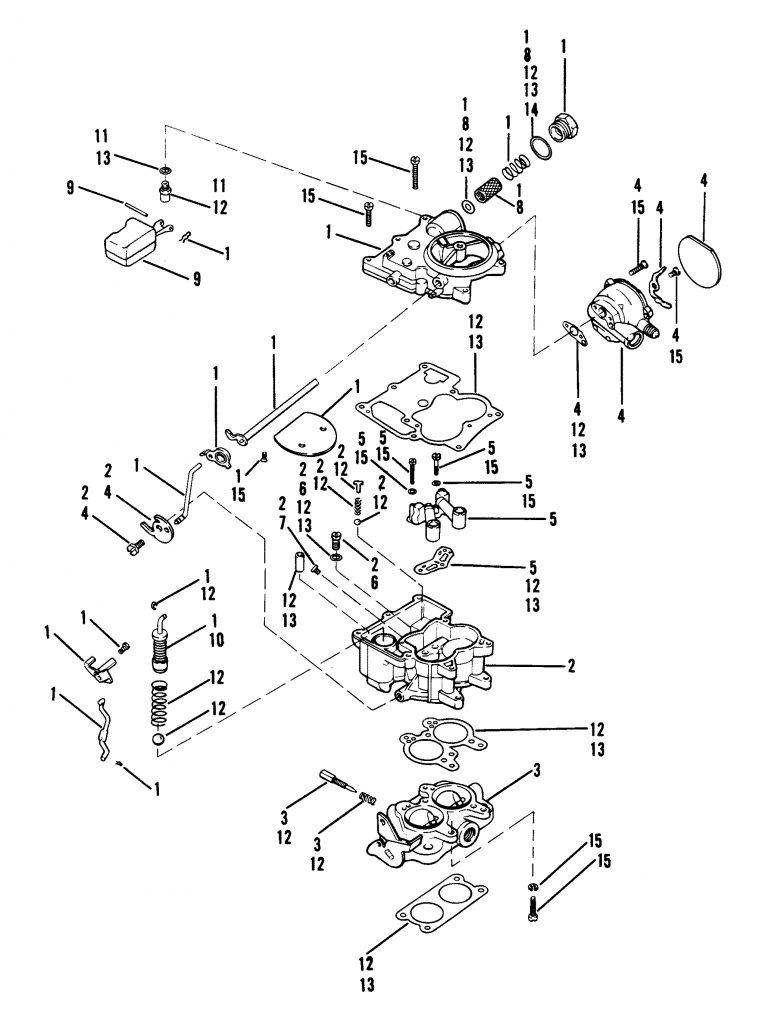 Mercruiser Wiring Harness Diagram 2 8