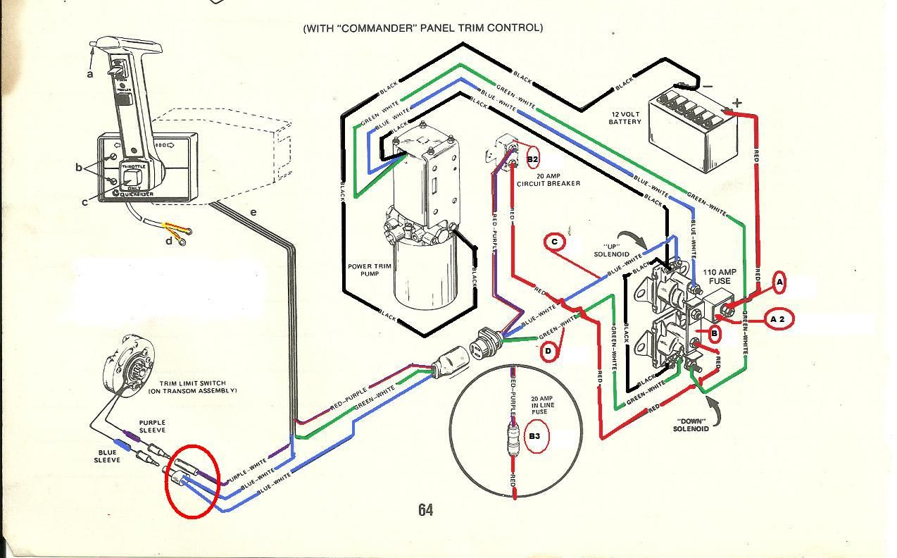Mercruiser Trim Solenoid Wiring Diagram - Yahoo Image Search Results - Solenoid Wiring Diagram