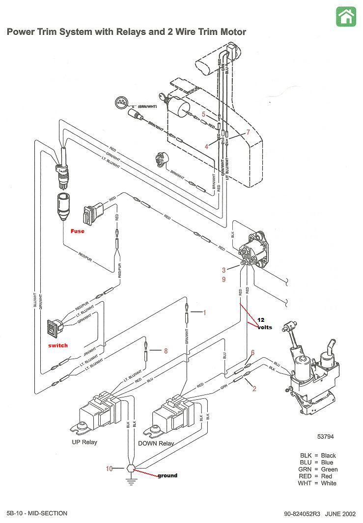 Mercury Control Box Wiring Diagram – Agendadepaznarino - Mercury Outboard Wiring Diagram Schematic