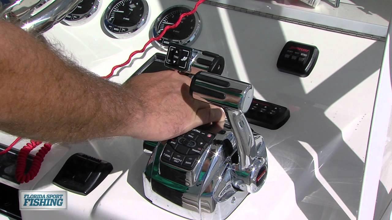 Mercury Marine Digital Throttle & Shift Controls - Florida Sport - Mercury Outboard Ignition Switch Wiring Diagram