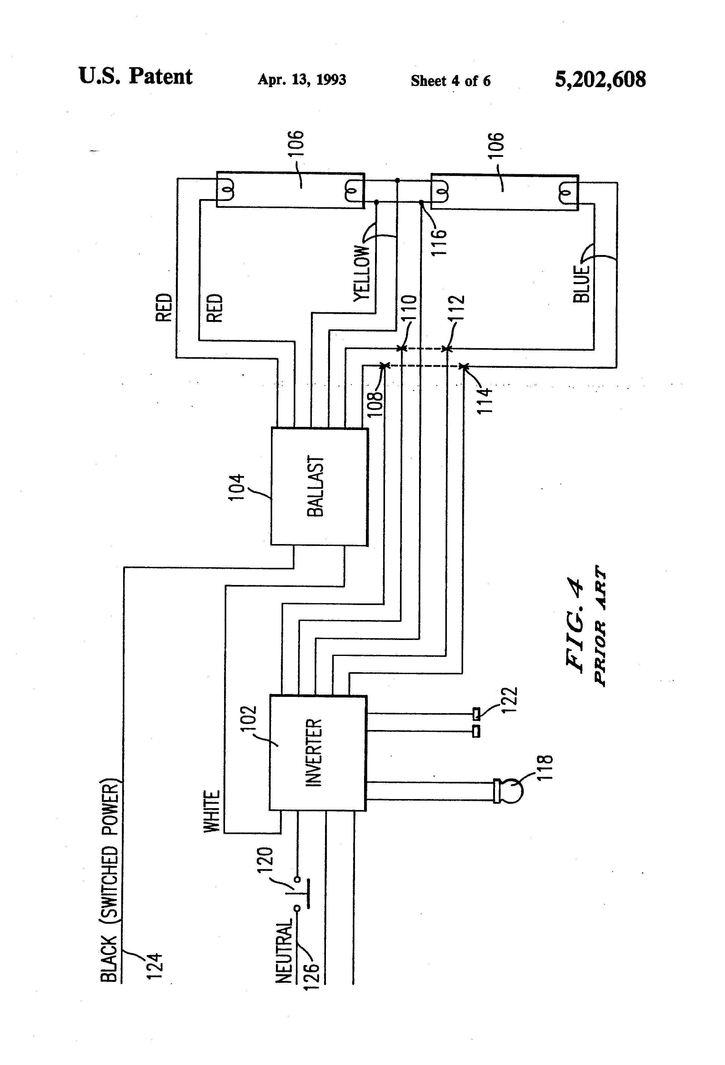 Metal Halide Wiring Schematic | Manual E-Books - Mh Ballast Wiring Diagram
