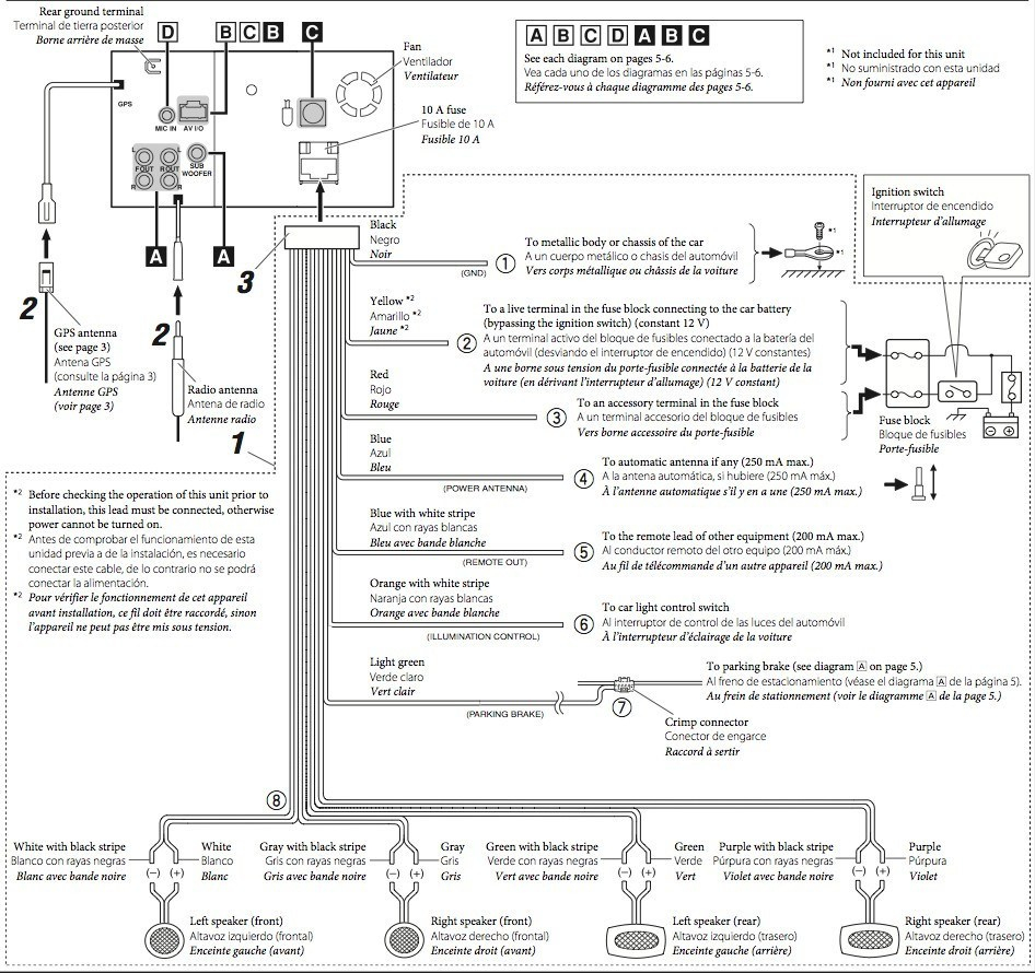 Metra 70 5519 Wiring Diagram - Auto Electrical Wiring Diagram - Metra 70-1761 Wiring Diagram