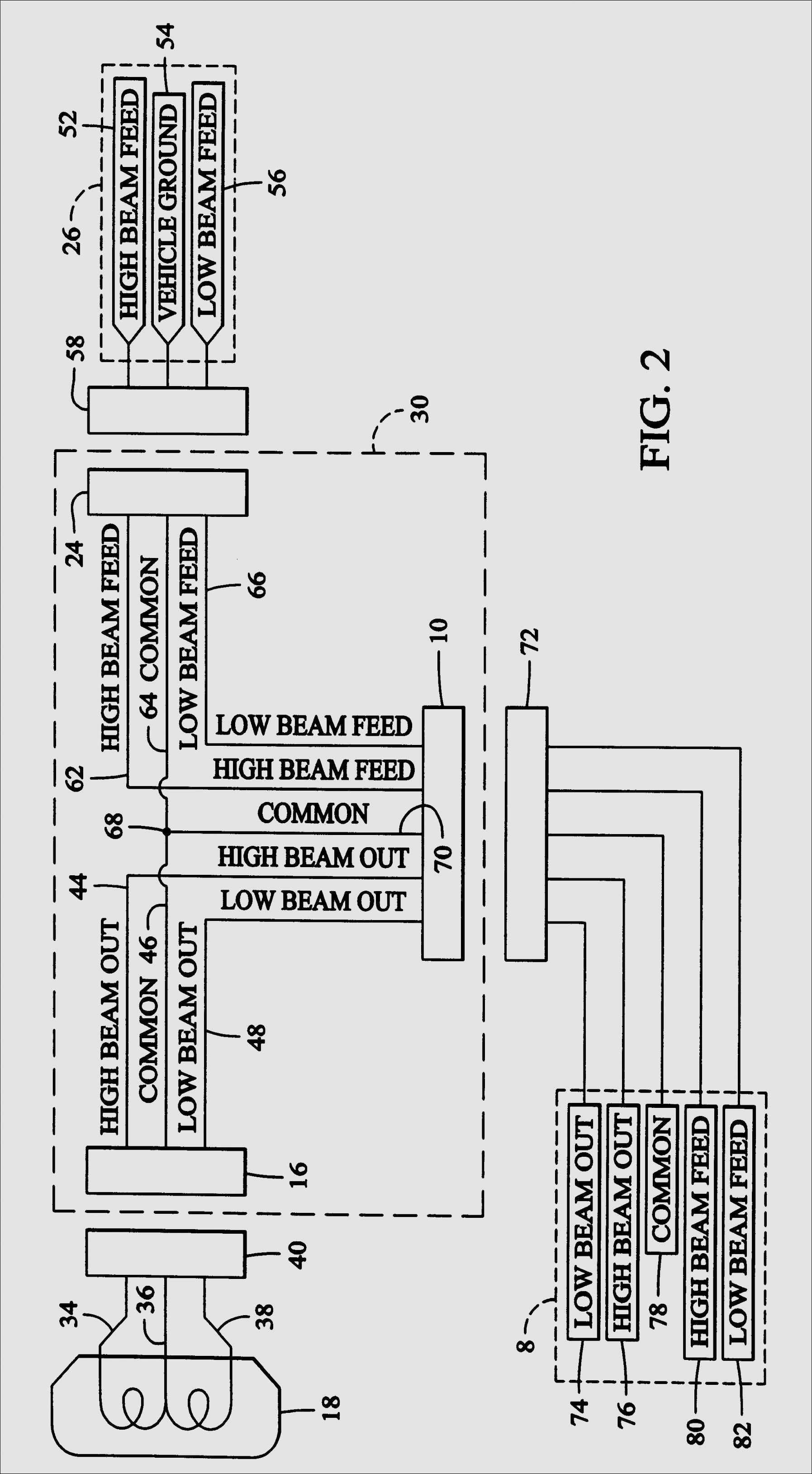 Meyer 22154 Wiring Diagram - Data Wiring Diagram Blog - Meyer Plow Wiring Diagram