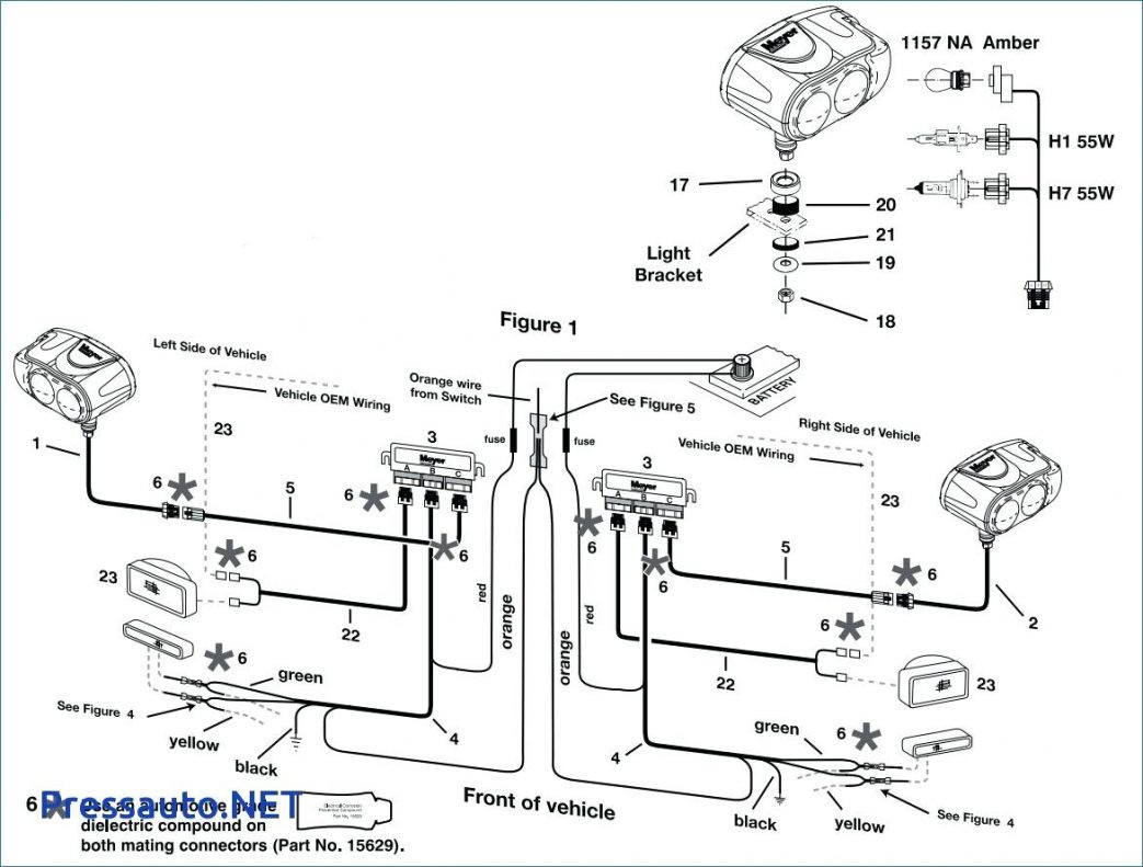 Meyer Snow Plow Wiring Diagram For Headlights Western Ford Ranger - Western Snow Plow Wiring Diagram
