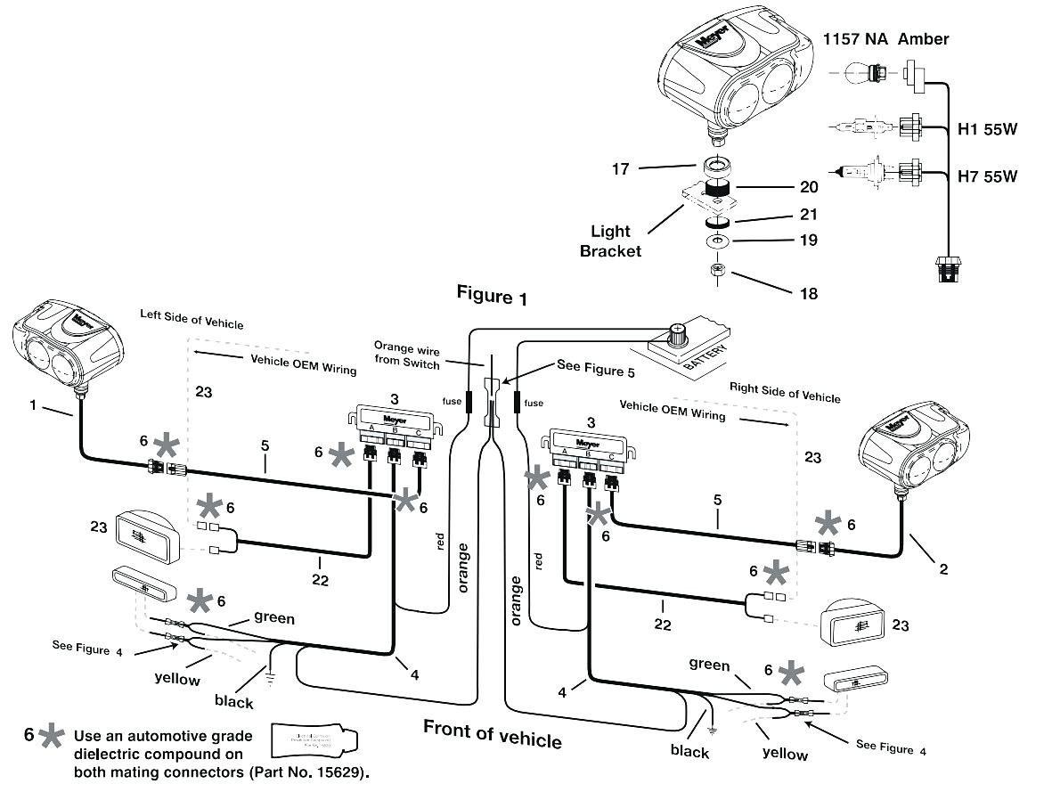 Meyer Snow Plow Wiring Diagram For Headlights   Wiring Diagram - Meyer Snow Plow Wiring Diagram For Headlights