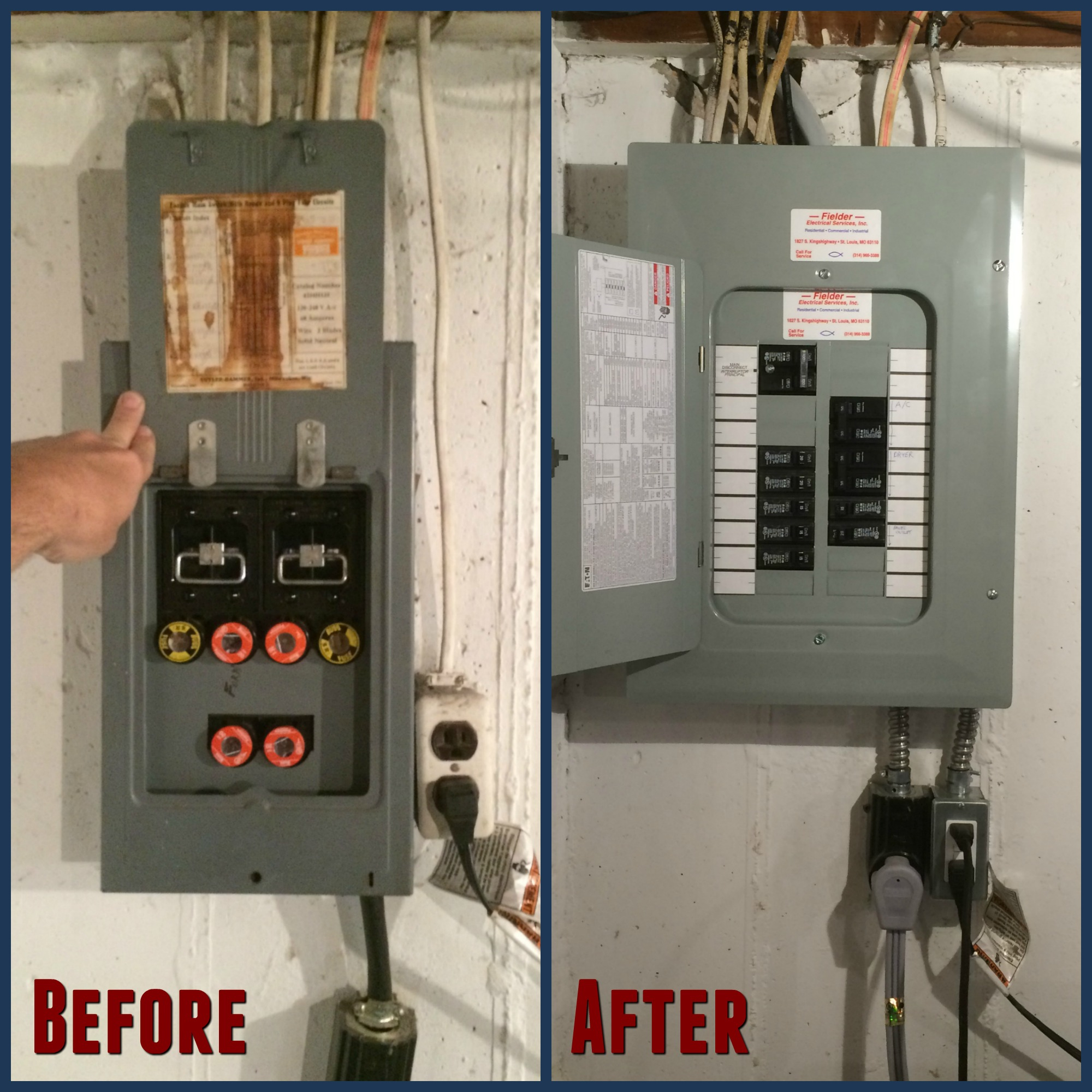 Midwest Fuse Box   Wiring Diagram - 60 Amp Disconnect Wiring Diagram