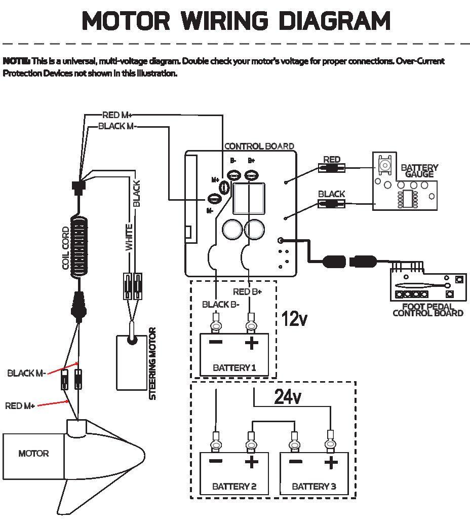 1977 Minn Kota Wiring Diagram Wiring Diagram B7
