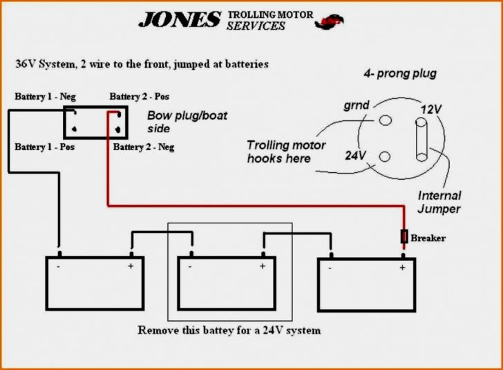 trolling motor wiring diagram 1 wiring diagram source