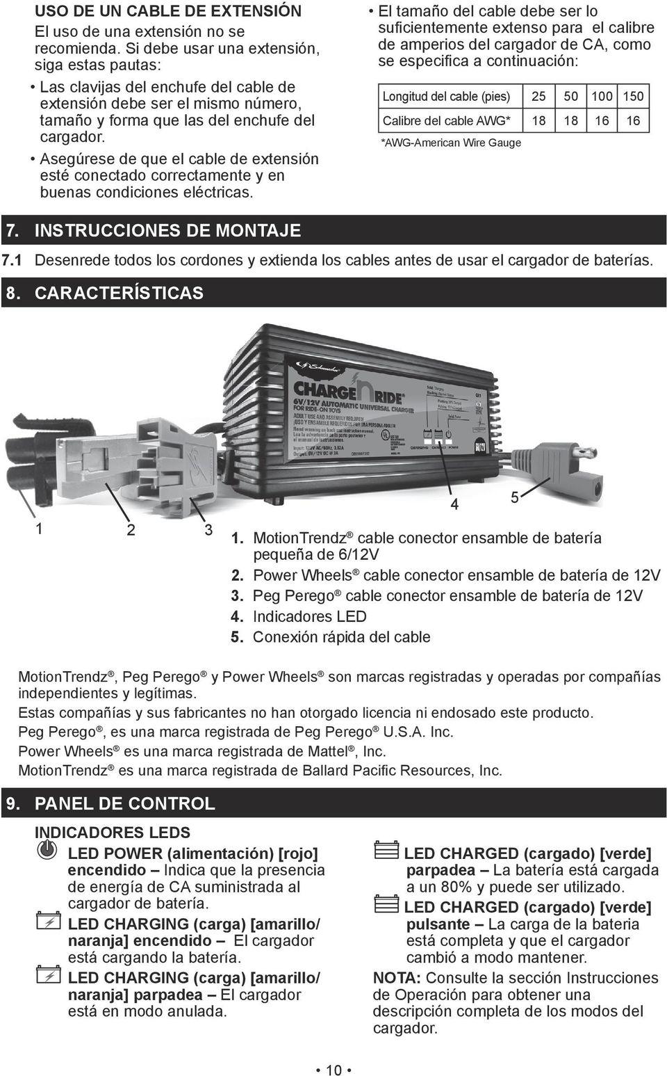 Model / Modelo: Cr1 6V/12V Universal Charger For Ride-On Toys 6V/12V - Schumacher Battery Charger Se-5212A Wiring Diagram