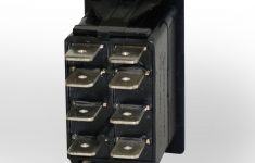 Momentary Switch | (On) Off (On) | Rocker Switch Pros   8 Pin Rocker Switch Wiring Diagram