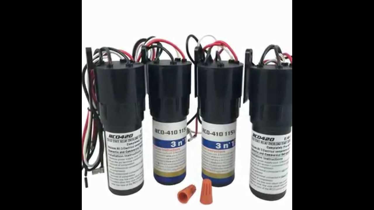 Motor Capacitor Start Run Wiring Diagram|Motor Capacitor Start Run - Start Run Capacitor Wiring Diagram