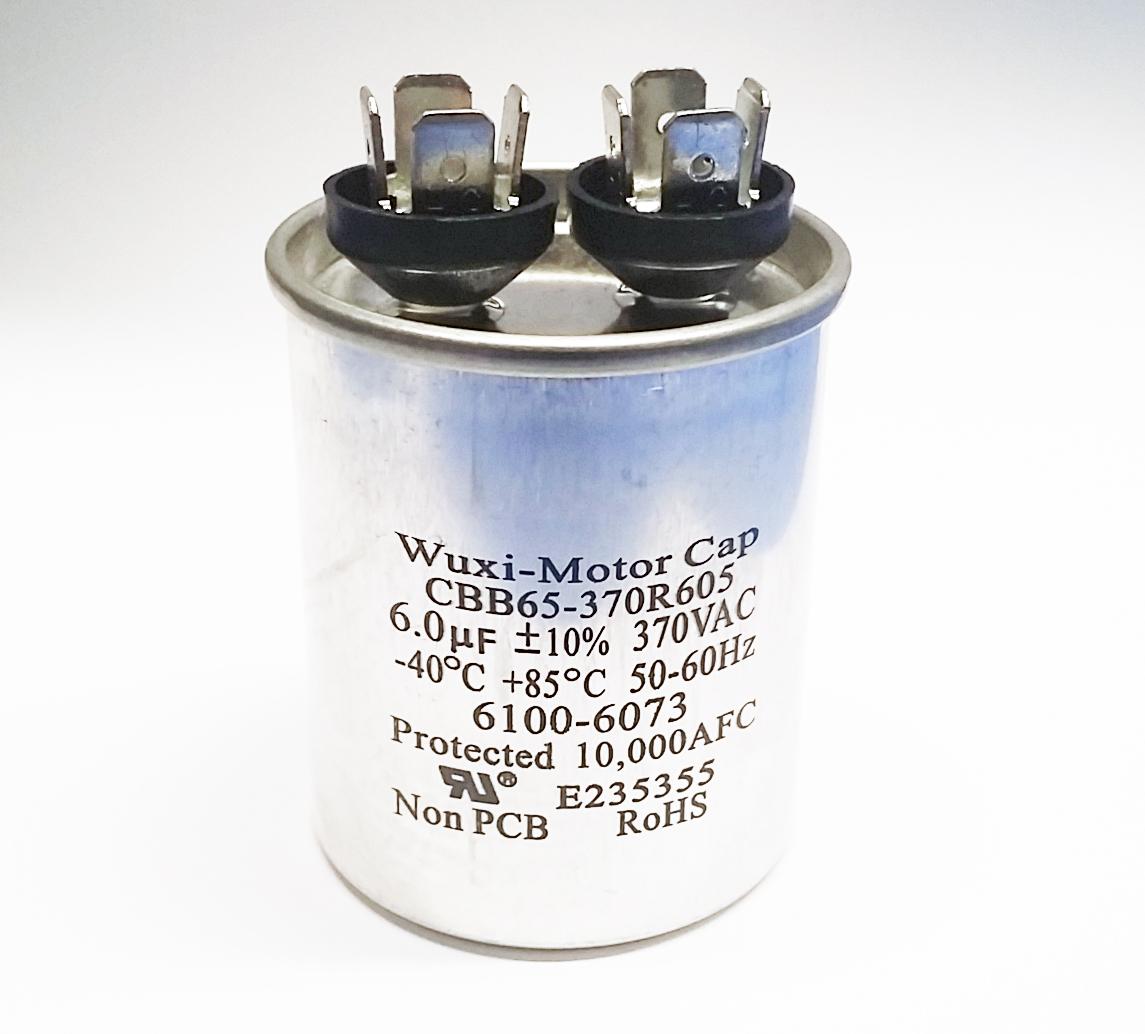 Motor Start Capacitors And Motor Run Capacitors - Start Run Capacitor Wiring Diagram