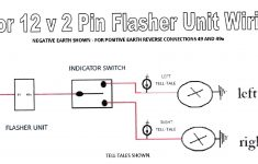 Motorcycle Flasher Relay Wiring Diagram   Great Installation Of   3 Pin Flasher Relay Wiring Diagram
