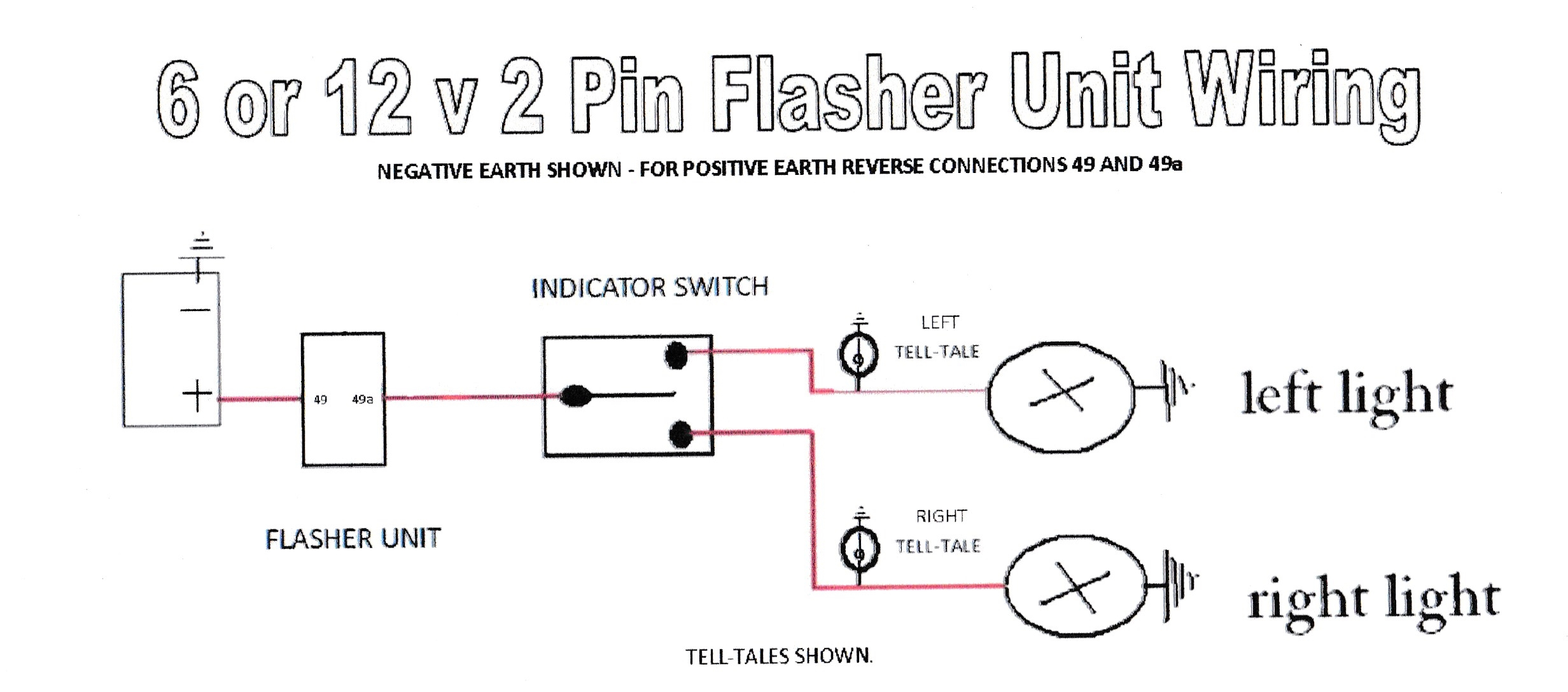 Motorcycle Flasher Relay Wiring Diagram - Great Installation Of - 3 Pin Flasher Relay Wiring Diagram