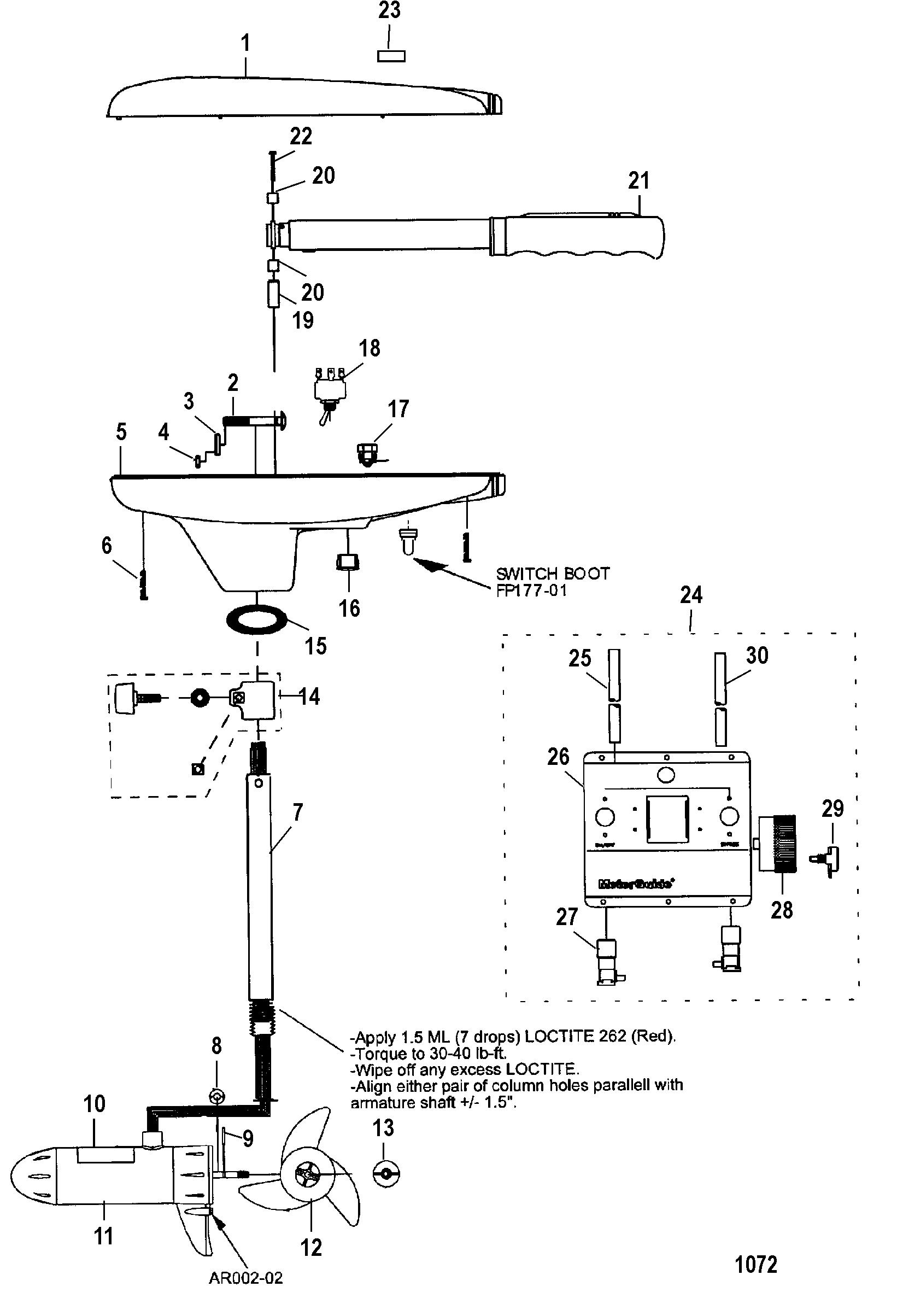 Brilliant Motorguide 24 Volt Trolling Motor Wiring Diagram 24 Volt Trolling Wiring Digital Resources Skatpmognl