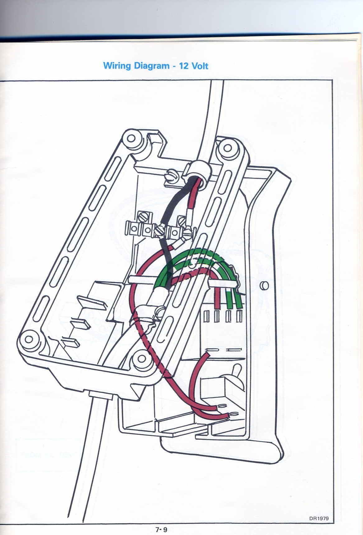 Motorguide Trolling Motor Wiring Diagram: Trying To Repair A Friends - Motorguide Trolling Motor Wiring Diagram