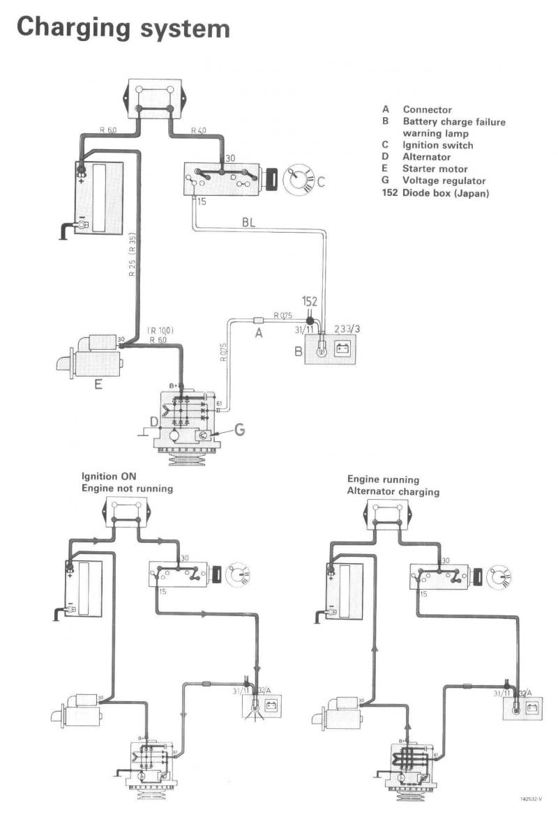 Motorola Alternator Wiring Diagram | Wiring Diagram - Motorola Alternator Wiring Diagram