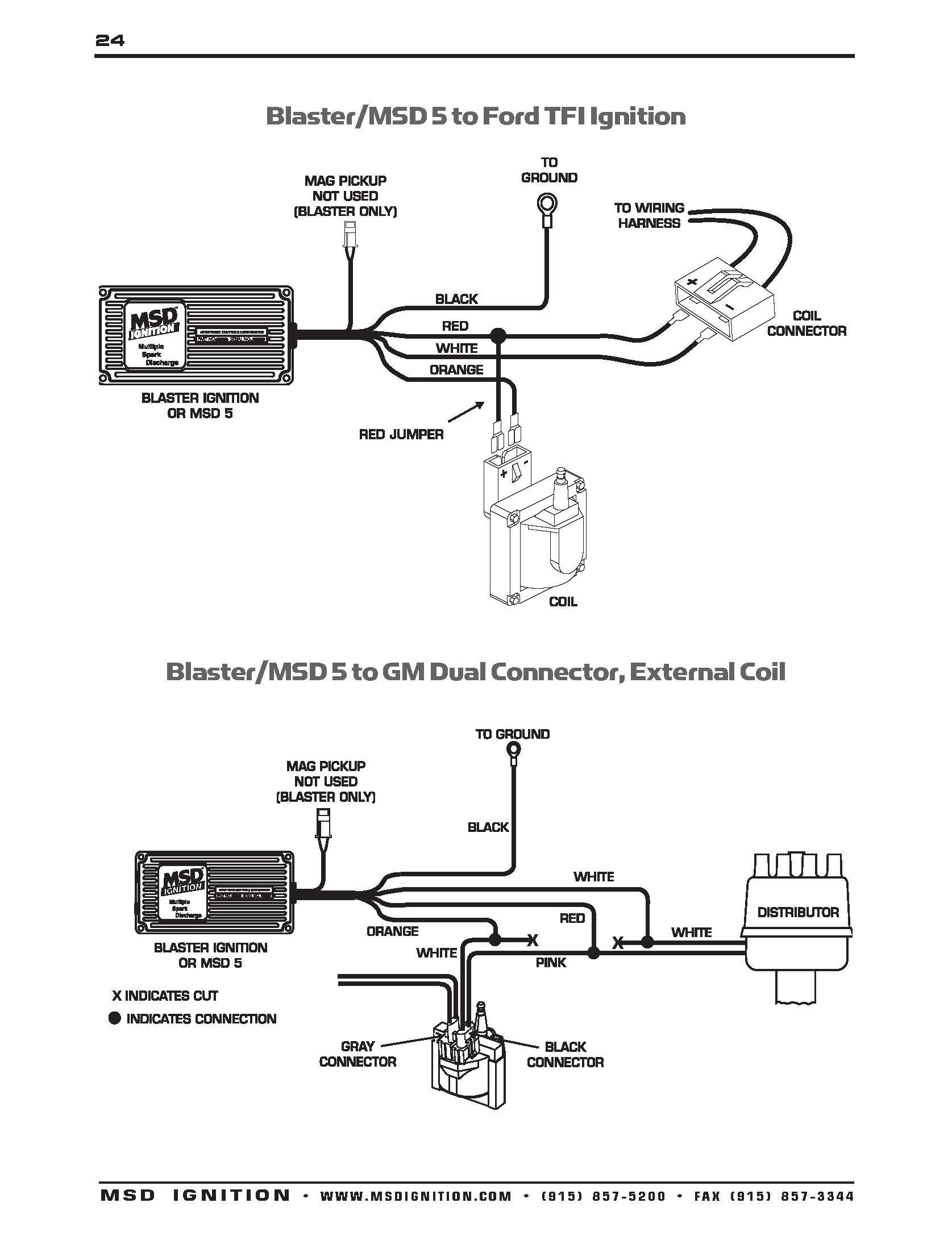 Msd 5 Wiring Diagram - Wiring Diagrams Hubs - Msd Ignition Wiring Diagram