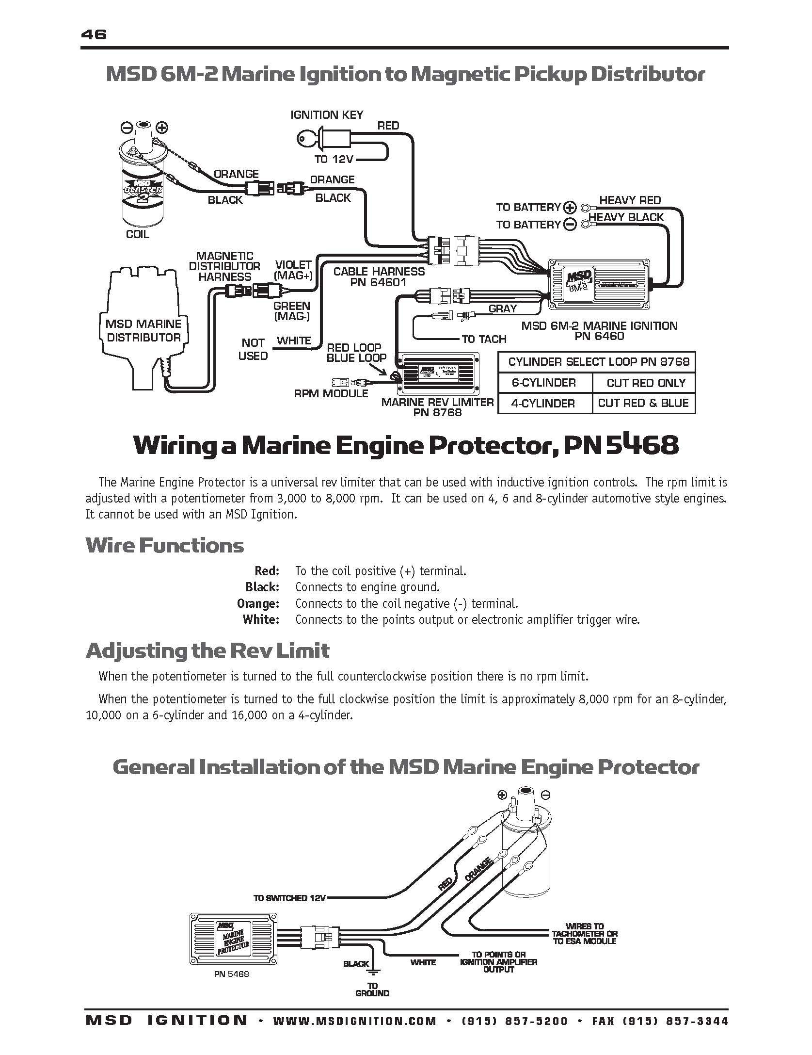 Msd 6425 Wiring Diagram For Tfi - Great Installation Of Wiring Diagram • - Msd 6Al Wiring Diagram Chevy