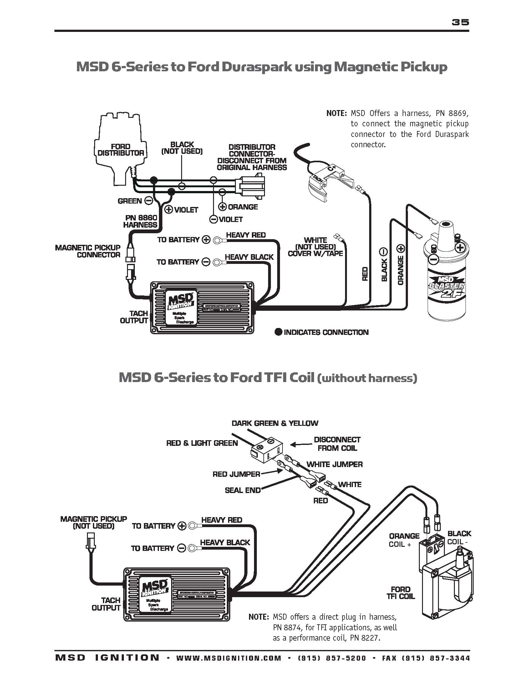 Msd 6Al 6420 Wiring Diagram Gm | Wiring Diagram - Msd Ignition Wiring Diagram Chevy