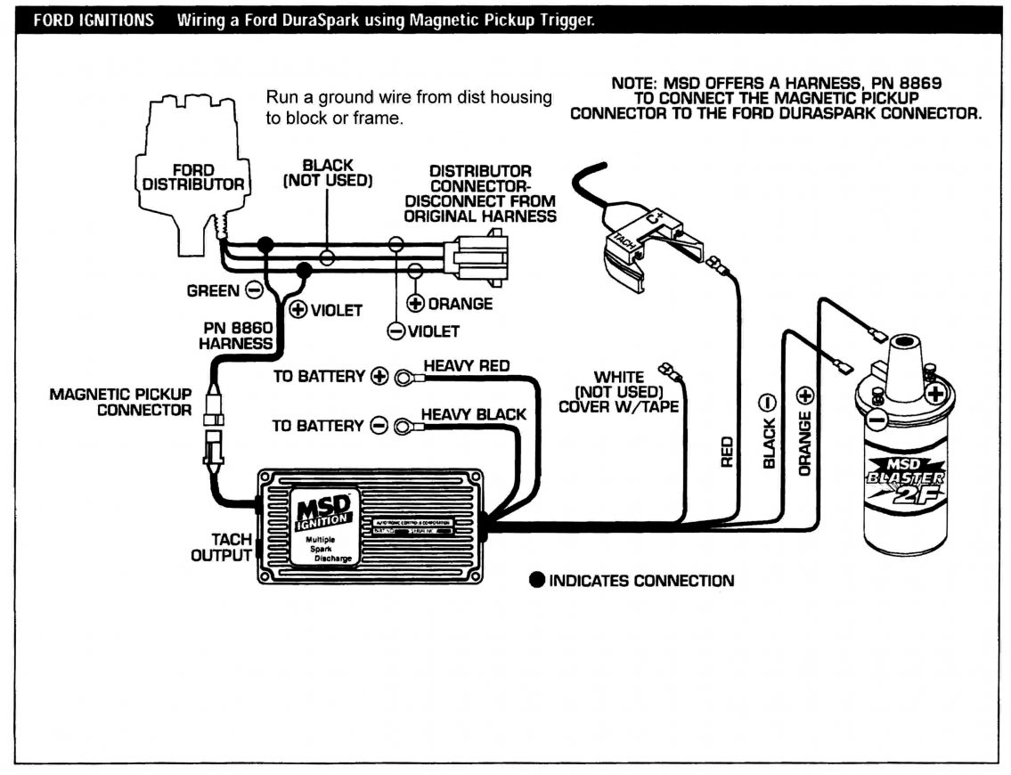 Msd 7Al 3 Wiring Diagram Chevy - Wiring Diagram Online - Chevy Hei Distributor Wiring Diagram