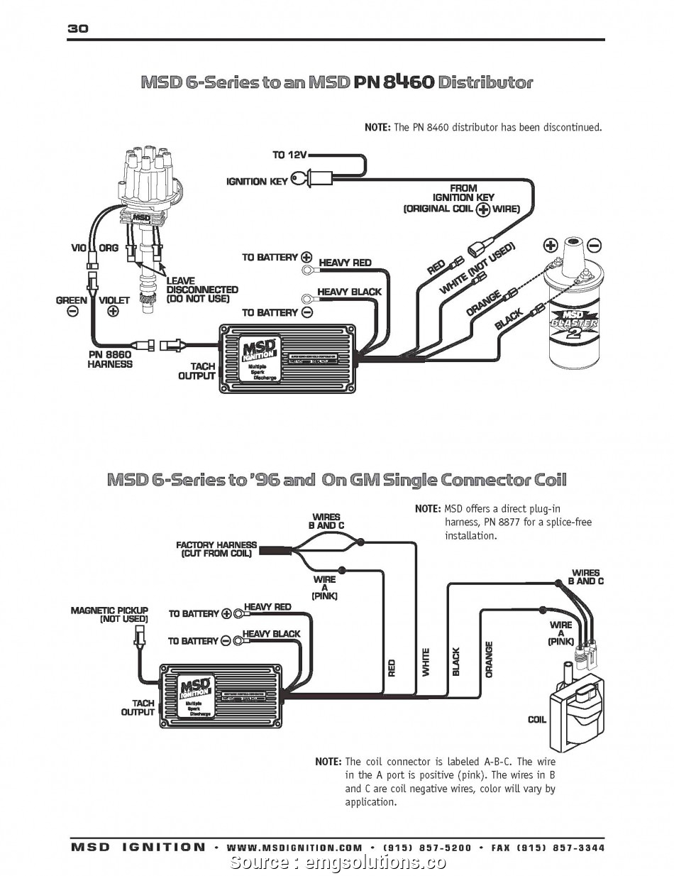 Msd Digital, Wiring Diagram Chevy Creative Msd, Wiring Diagram - Msd Ignition Wiring Diagram Chevy