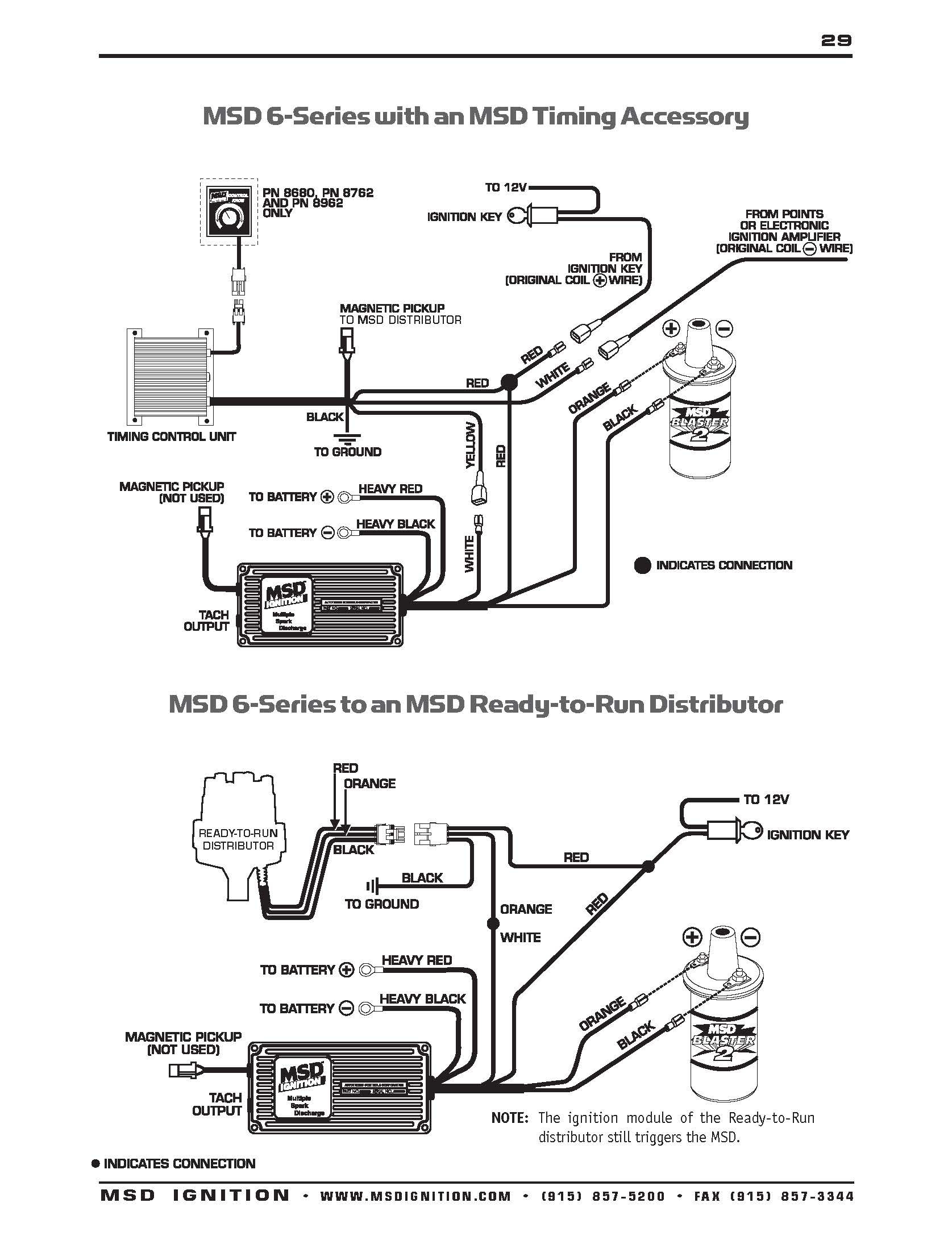 Msd Ignition Al Wiring Diagram Ford Ignition Control Module Wiring - Ford Ignition Control Module Wiring Diagram