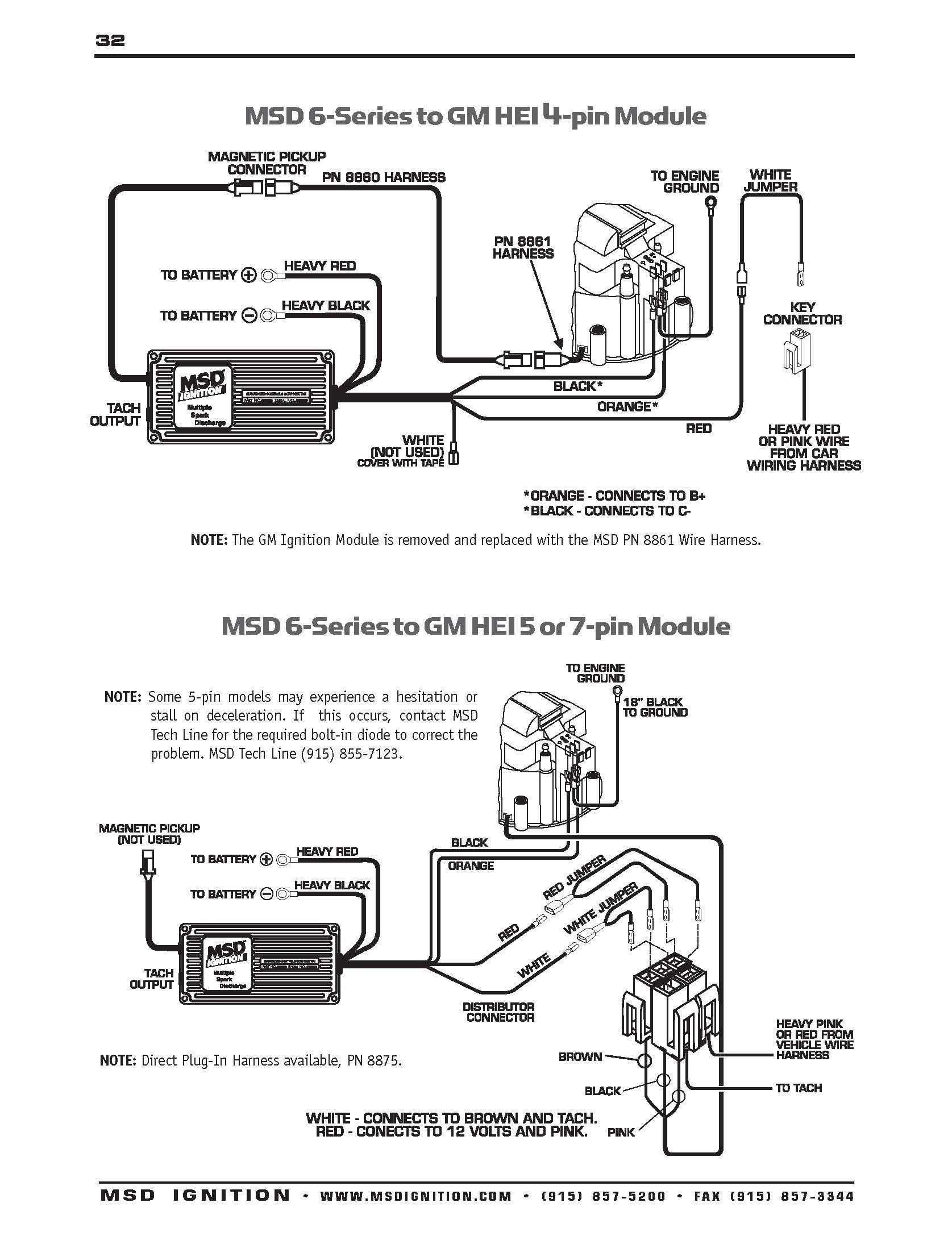 Msd Ignition Wiring - Wiring Diagrams Hubs - Msd Ignition Wiring Diagram