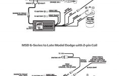 Msd Wiring Diagrams – Brianesser   Ford Ignition Coil Wiring Diagram
