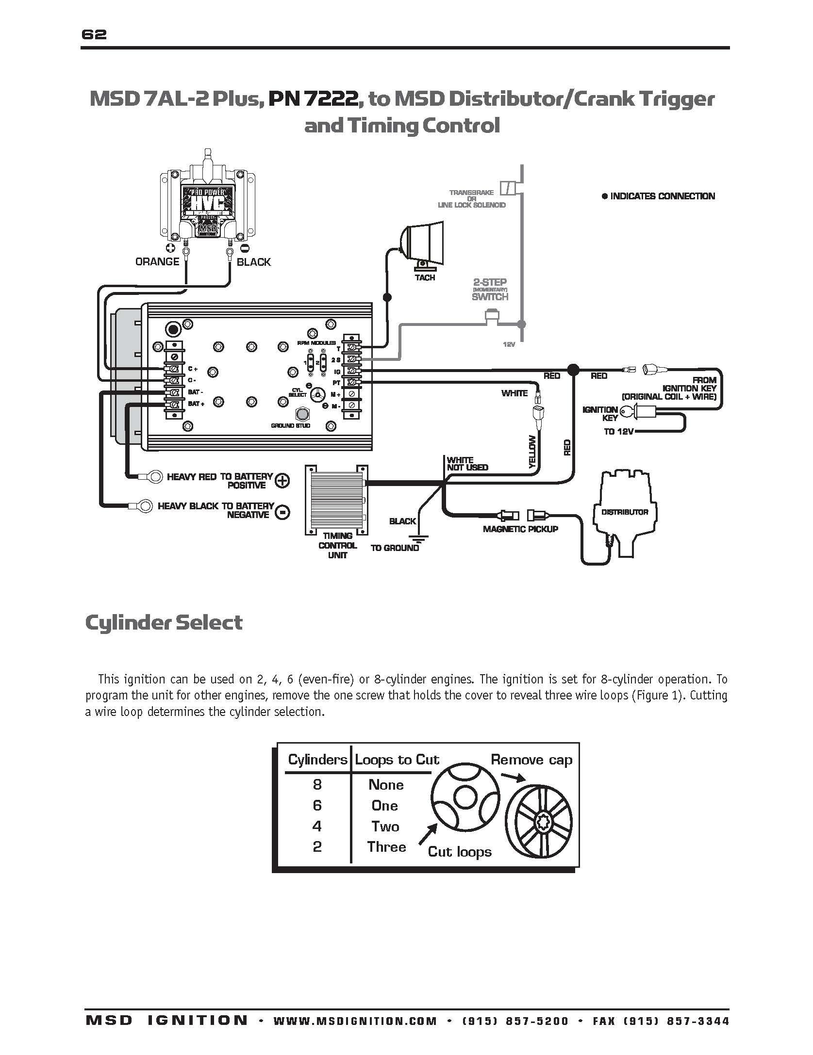 Fabulous Msd 8365 Wiring Diagram Wiring Diagram Wiring 101 Tzicihahutechinfo