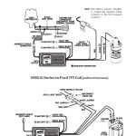 Msd Wiring Diagrams – Brianesser   Msd 6A Wiring Diagram