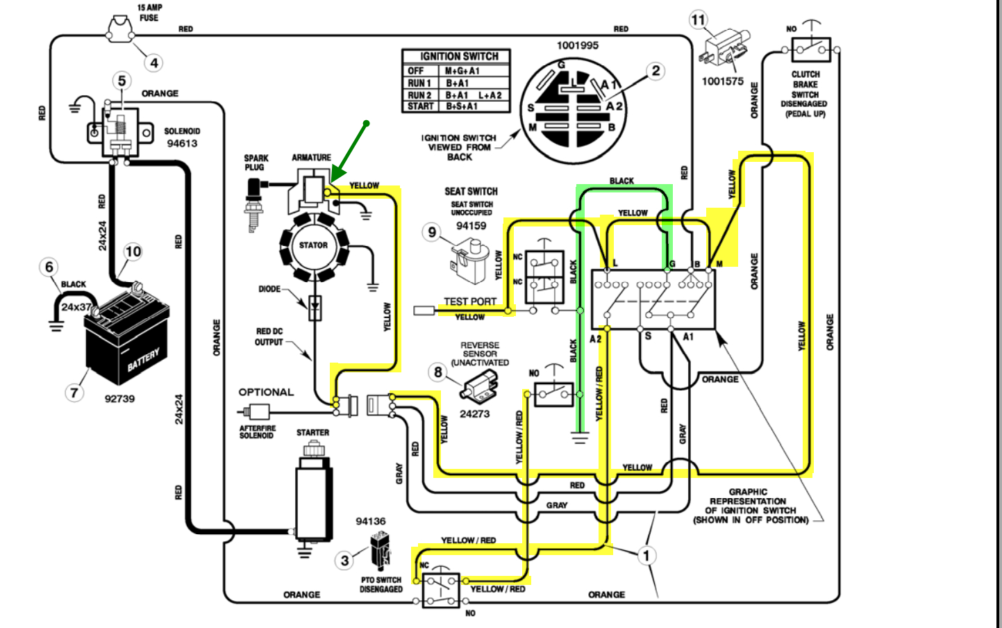 Mtv Lawn Tractor Wiring Diagram - Data Wiring Diagram Site - Wheel Horse Ignition Switch Wiring Diagram
