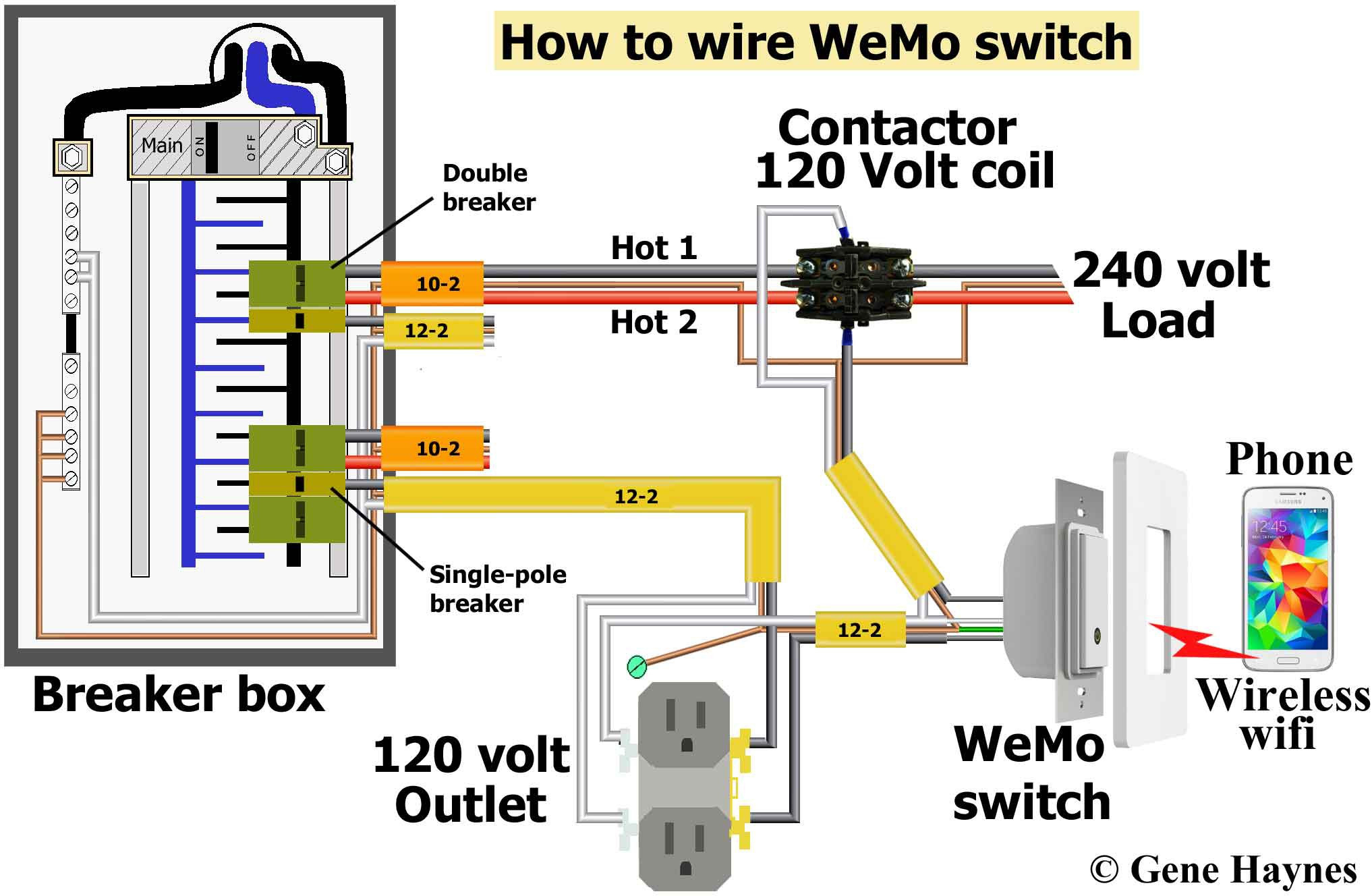 Multiple Schematic Switch Combo Wiring | Wiring Diagram - Multiple Outlet Wiring Diagram