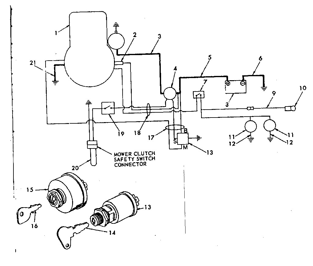 Murray Ignition Switch Wiring Diagram - Panoramabypatysesma - Murray Lawn Mower Ignition Switch Wiring Diagram