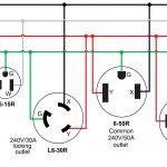Nema 10 30R 240 Volt 30 Amp Plug Wire Diagrams | Manual E Books   30 Amp Plug Wiring Diagram